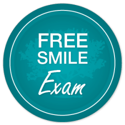 Round Free Smile Exam Button Toro Burlington Orthodontics Massachusetts