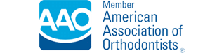 AAO Logo Hover Toro Burlington Orthodontics Massachusetts